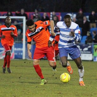 Double Trouble as Dulwich Defeat Margate