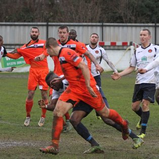 Last Gasp Goal Downs Witham