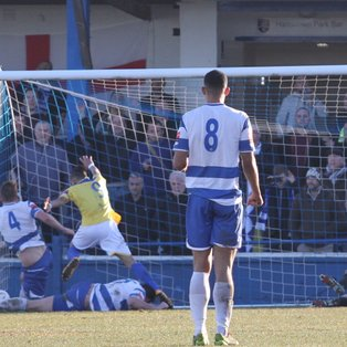 Margate Slip To Home Defeat