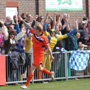 Blues beat Bognor to set up Dulwich Duel