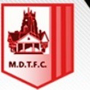 CARLTON TOWN 4-0 MARKET DRAYTON TOWN - MATCH REPORT