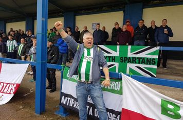 Gainsborough Trinity v Blyth Spartans 3
