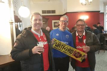 Newcastle Utd v Watford