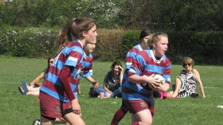 Tough day in the sunshine for U13 Girls