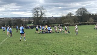 Tries galore for the victorious Wolves