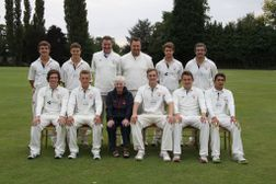 1st XI - ONs knock the House......