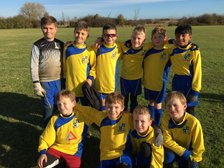 Bedgrove Dynamos U10 Youth have an off day!