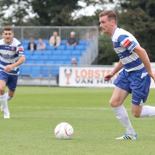 Debut Delight for Cogan Against Canvey