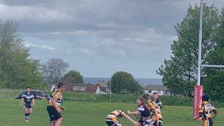 Drighlington Under 12's vs Wyke Under 12's  04/05/2019
