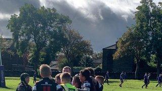 Wyke Under 12's vs Brotherton Under 12's 29/09/2019