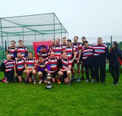 Rovers triumph in Pyman Cup