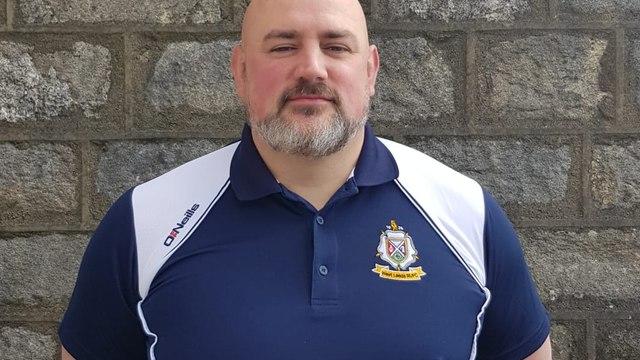 New Head Coach - Charlie Maunder