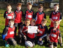 Mackie P4's Dundee Tourney Champions
