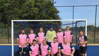 Barnes Beavers (3) 5 - Teddington Men's 6s (0) 1