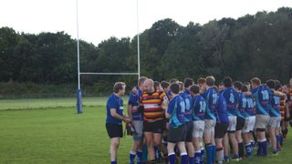 Old Bedians 2 - Heaton Moor 2 (04 Oct 2014)