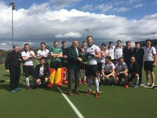 YMCA HC secure promotion to EY Hockey League