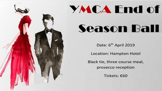 YMCA HC End of Season Ball 2019