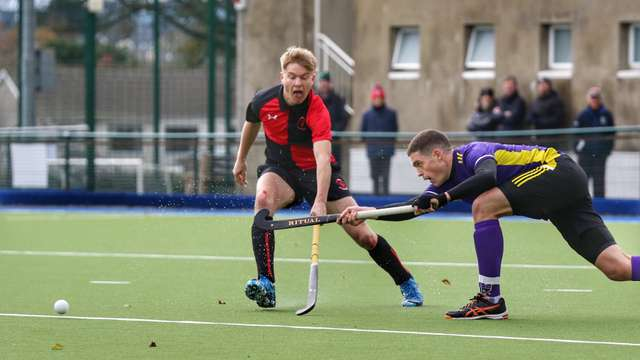 Men's EYHL: YMCA vs. Pembroke Wanderers (Photos: Sinéad Hingston)
