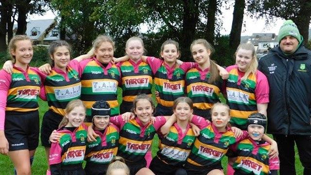Littleborough U13 Girls