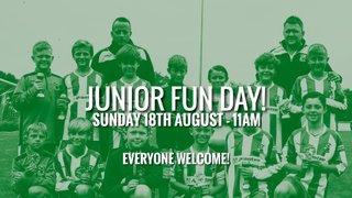 Junior Fun Day!