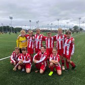 A 6th Place Finish for our U10's!