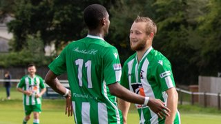 Match Report: Rusthall 2 - 1 Godalming Town