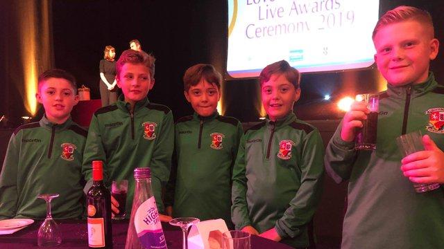 Love Where We Live Awards: U11's!