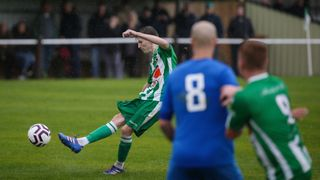 Report: Rusthall 0-2 Lancing