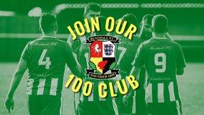 APRIL'S 100 CLUB WINNERS