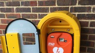 Defibrillator Briefings at GCC