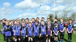Leicester Lions Vs Harrogate - Mini's Guard of Honour