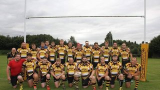 Droitwich 2nd XV Kick Start League Campaign with big win at Camp Hill