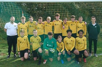 LDJFC U16 Golds