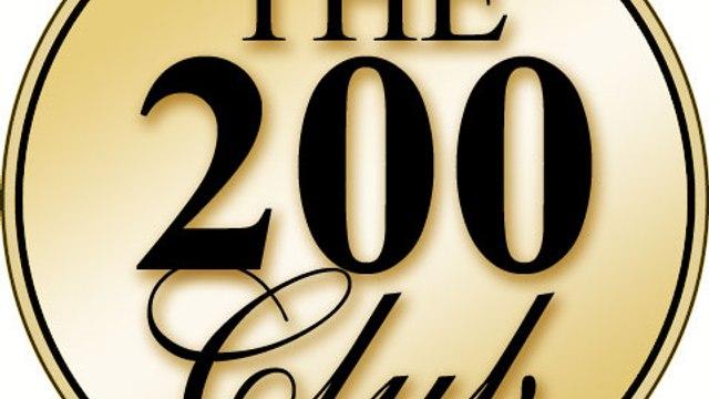 March  200 Club Draw Results