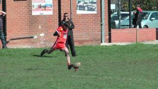 U14s v Houghton 10 April 2016