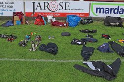 Kit swap shop on Wednesday evening
