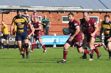 Mark Chester Try