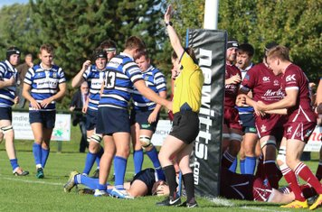 Nick Green Try
