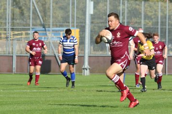 Connor Wilson - Morley's first try