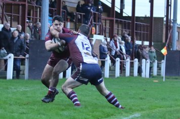 Scarborough get to grips with Jake Dearden