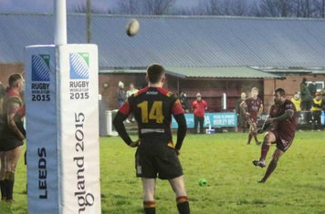 Chester puts Morley back in front 16-13