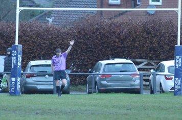 Penalty try - Moortown