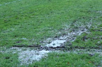 Pitch at half time