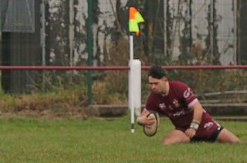 Jake Dearden's 2nd try