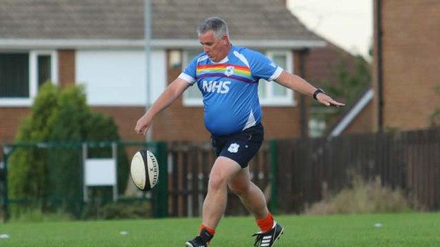 Vets kick off Training at Scatcherd Lane