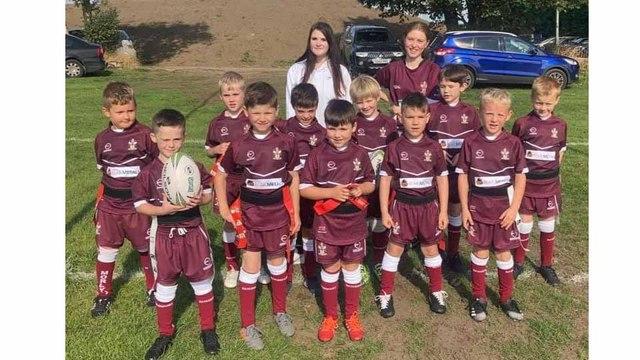 Morley RFC hosts schools U9s (Year 4) festival