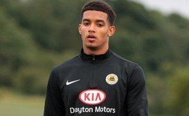 Wildin makes Hednesford loan move