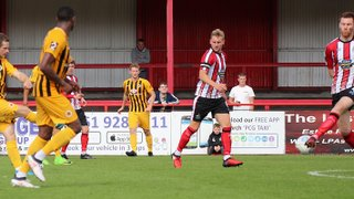 Altrincham 0-2 Boston United