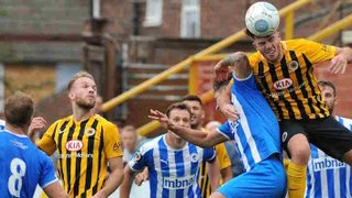 Boston United 0-2 Chester FC