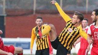 Ashton United 0-5 Boston United